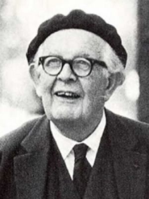 Foto de Jean William Fritz Piaget